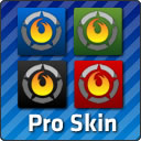 New Pro Skin available: Minimalist