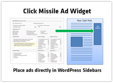 Click Missile Super Ad Widget