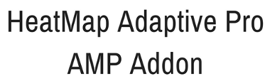 amp addon heatmap