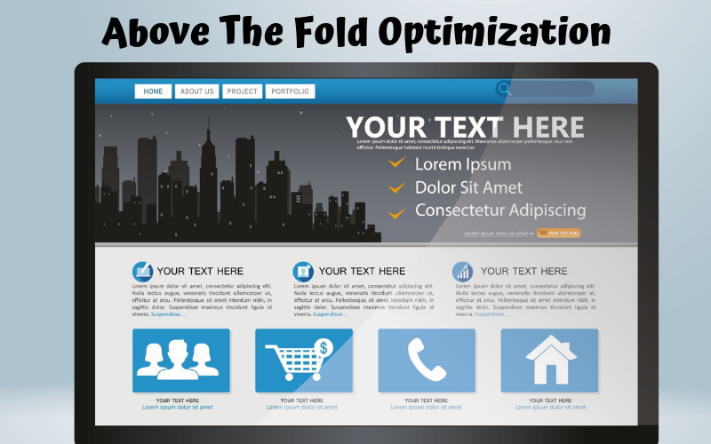 Above The Fold Optimization
